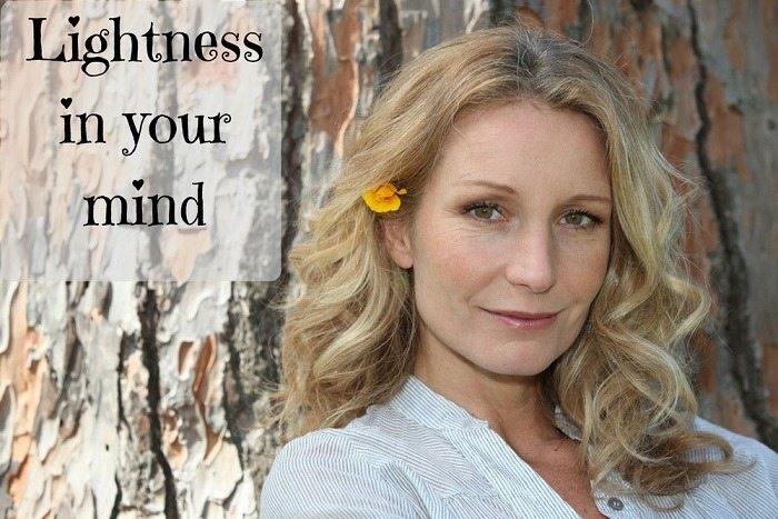 Lightness in your mind