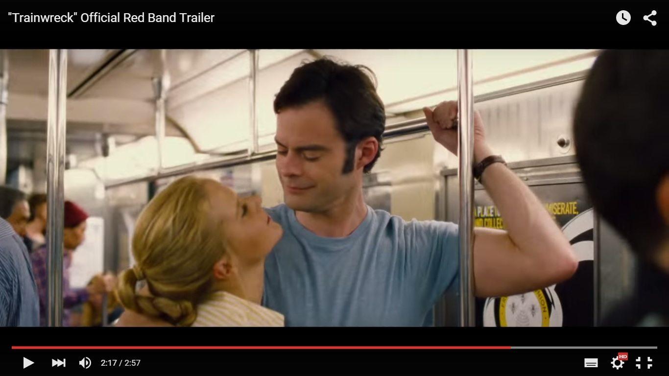 Trainwreck Movie reveiw