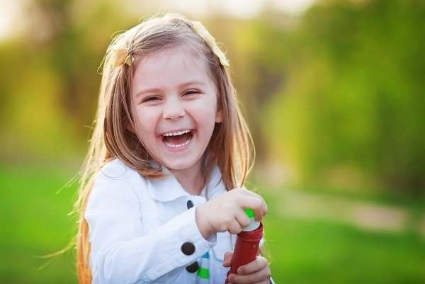 Raising a healthy happy child