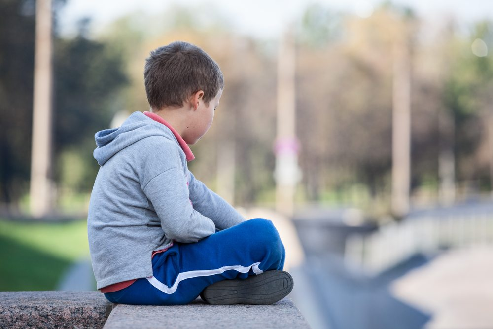 child social anxiety