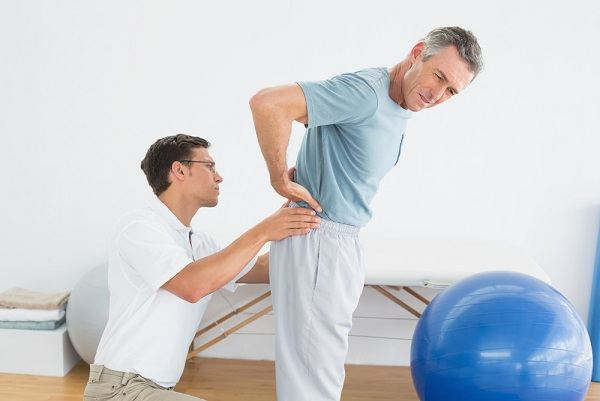 recovering from hip pain
