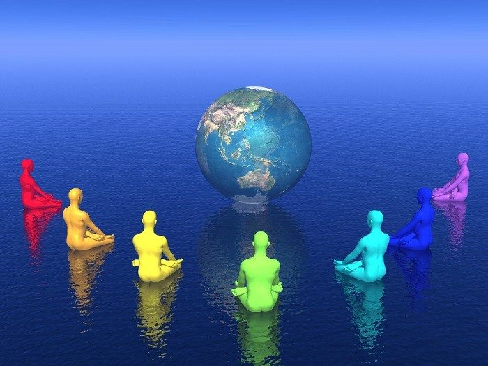 raising the vibration of earth