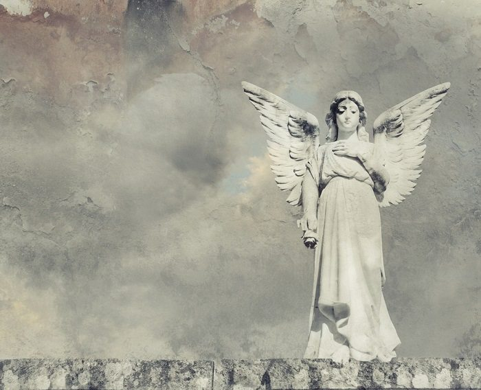 Ask your angels for help with New Years Resolutions