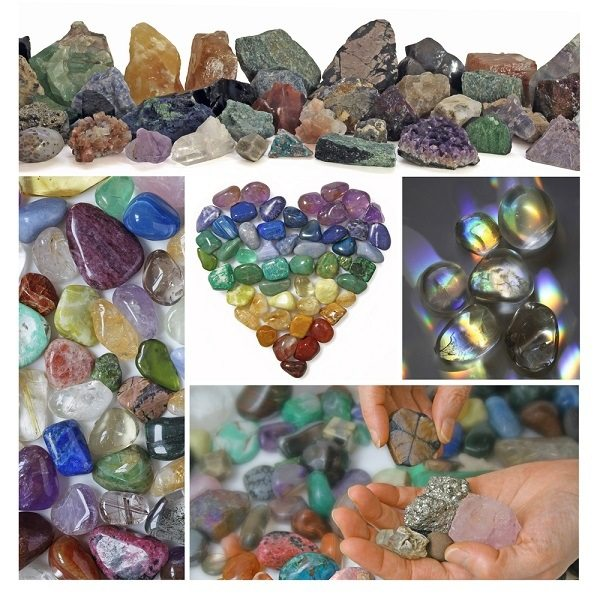 Crystals help strengthen New Years Resolutions