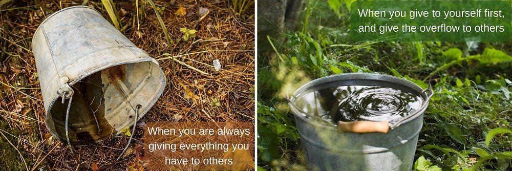 How full is your bucket