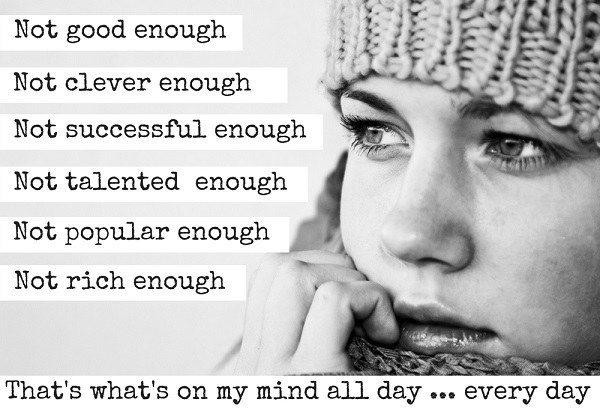 Why ain't I good enough