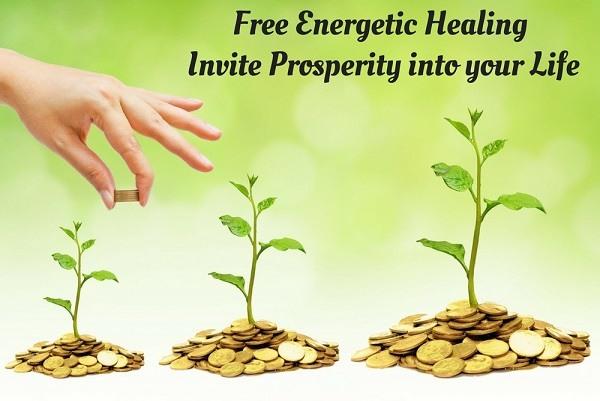 Energetic Healing Prosperity