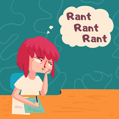 Letter Writing Exercise to Release Anger, Frustration, Resentment & Rage